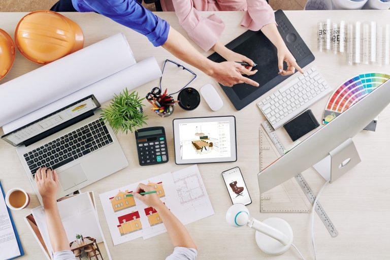 Travail collaboratif multi devices