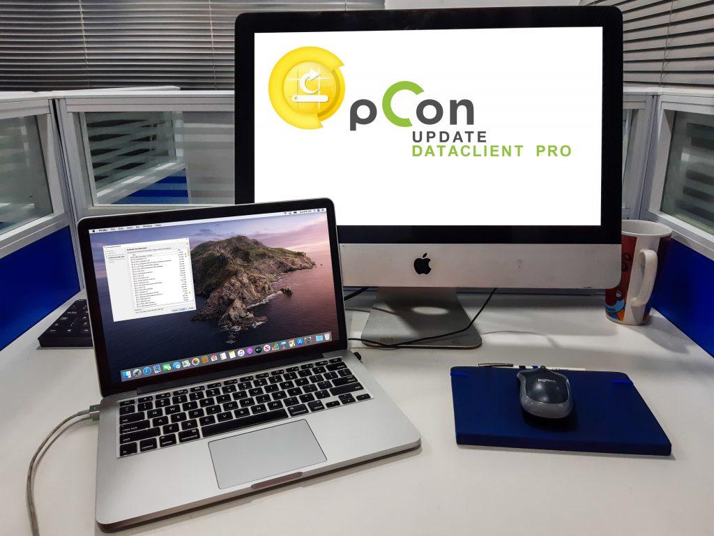 pCon.update DataClient PRO pour mises à jour sur plusieurs ordinateurs